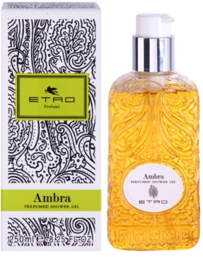 Etro Ambra Shower Gel unisex