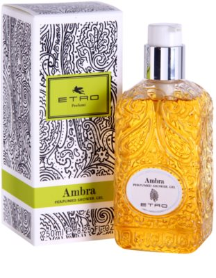 Etro Ambra Shower Gel unisex 1
