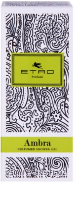 Etro Ambra Shower Gel unisex 3