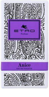 Etro Anice Eau de Toilette unissexo 4