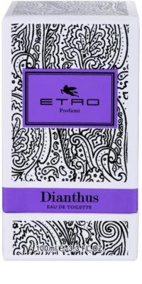 Etro Dianthus Eau de Toilette pentru femei 4