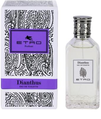 Etro Dianthus Eau de Toilette pentru femei