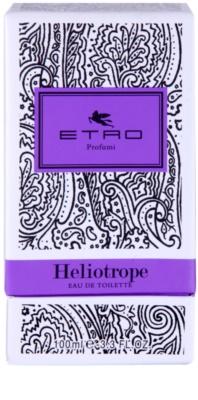 Etro Heliotrope Eau de Toilette unissexo 4