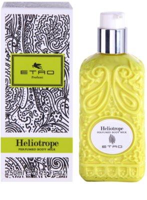 Etro Heliotrope mleczko do ciała unisex
