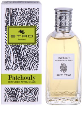 Etro Patchouly after shave unissexo