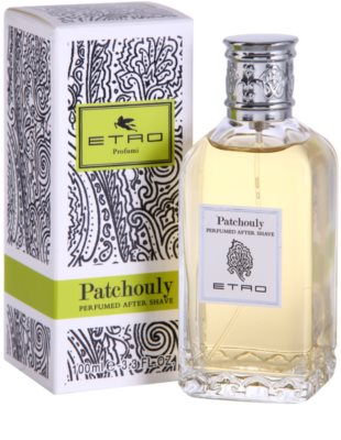 Etro Patchouly after shave unissexo 1