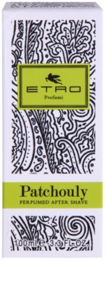 Etro Patchouly after shave unissexo 4
