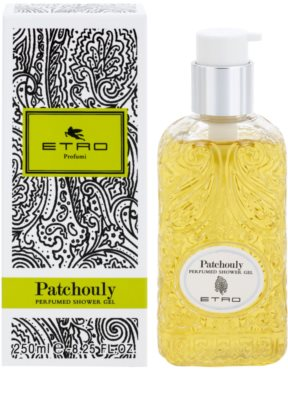 Etro Patchouly Shower Gel unisex