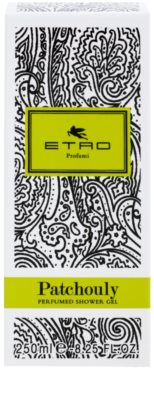 Etro Patchouly душ гел унисекс 3