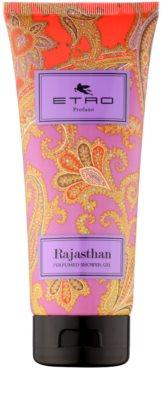 Etro Rajasthan gel de duche unissexo