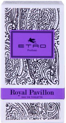 Etro Royal Pavillon Eau de Toilette para mulheres 4
