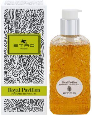 Etro Royal Pavillon gel de duche para mulheres