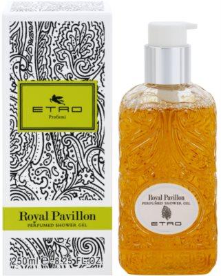 Etro Royal Pavillon sprchový gél pre ženy