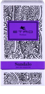 Etro Sandalo Eau de Toilette unisex 4