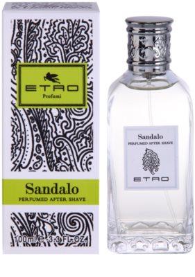 Etro Sandalo woda po goleniu unisex