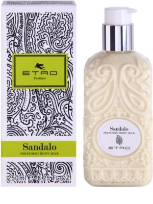 Etro Sandalo testápoló tej unisex