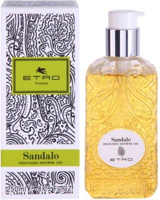 Etro Sandalo gel de ducha unisex