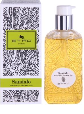 Etro Sandalo sprchový gel unisex