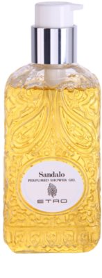 Etro Sandalo gel de ducha unisex 2