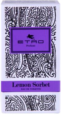 Etro Lemon Sorbet Eau de Toilette unisex 4