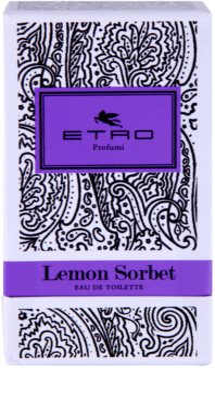 Etro Lemon Sorbet toaletná voda unisex 4