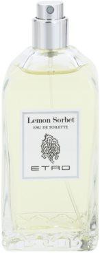 Etro Lemon Sorbet eau de toilette teszter unisex
