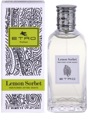 Etro Lemon Sorbet loción after shave unisex