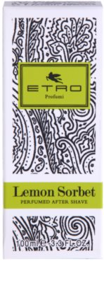 Etro Lemon Sorbet after shave unisex 4