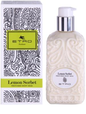 Etro Lemon Sorbet mleczko do ciała unisex