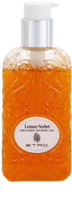 Etro Lemon Sorbet tusfürdő unisex 1