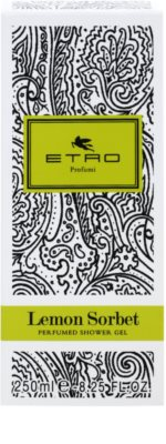 Etro Lemon Sorbet Duschgel unisex 2