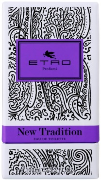 Etro New Tradition Eau de Toilette unissexo 4