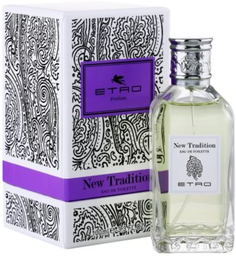 Etro New Tradition Eau de Toilette unissexo 1