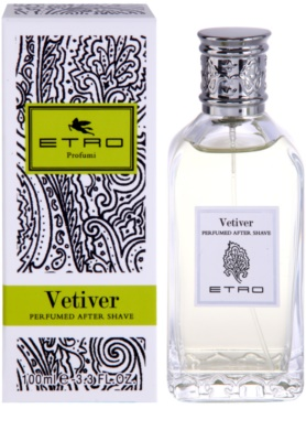 Etro Vetiver after shave unissexo