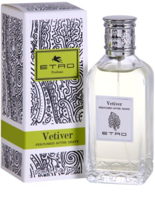Etro Vetiver after shave unissexo 1