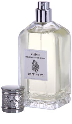 Etro Vetiver after shave unissexo 3