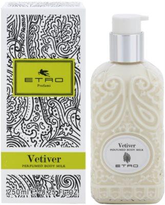 Etro Vetiver молочко для тіла унісекс