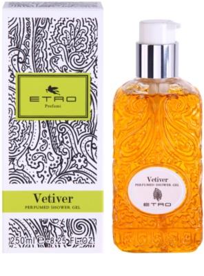 Etro Vetiver sprchový gél unisex