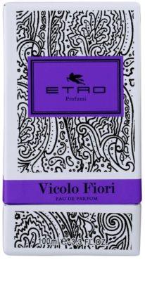 Etro Vicolo Fiori Eau De Parfum pentru femei 4