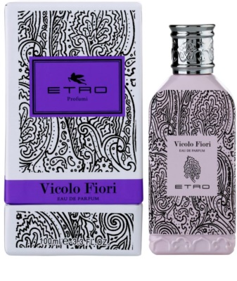 Etro Vicolo Fiori Eau de Parfum para mulheres