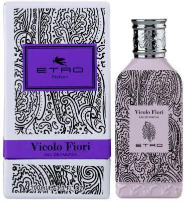 Etro Vicolo Fiori parfumska voda za ženske
