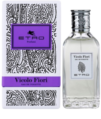 Etro Vicolo Fiori Eau de Toilette for Women