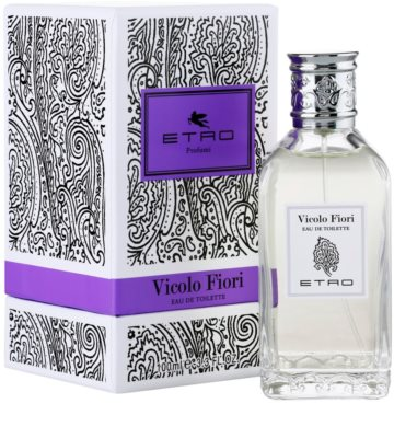 Etro Vicolo Fiori Eau de Toilette for Women 1