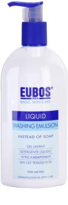 Eubos Basic Skin Care Blue emulsja do mycia nieperfumowane