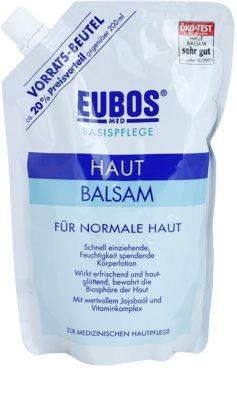 Eubos Basic Skin Care hydratační tělový balzám pro normální pokožku náhradní náplň