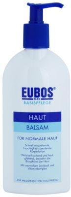 Eubos Basic Skin Care feuchtigkeitsspendende Bodybalsam für normale Haut