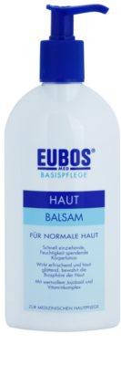 Eubos Basic Skin Care зволожуючий бальзам для тіла для нормальної шкіри