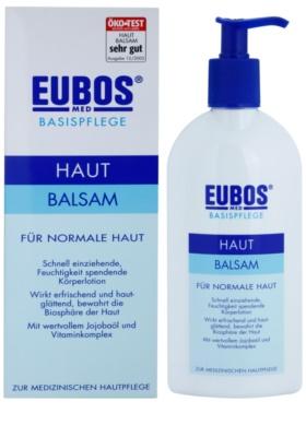 Eubos Basic Skin Care hydratačný telový balzam pre normálnu pokožku 1
