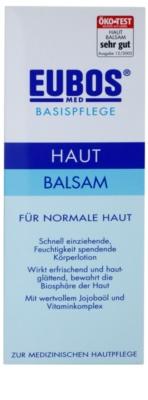 Eubos Basic Skin Care hydratačný telový balzam pre normálnu pokožku 2