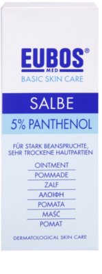 Eubos Basic Skin Care ungüento reparador para pieles muy secas 2
